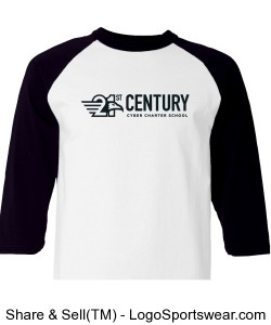 Champion Men's 100% Cotton Raglan Sleeve Design Zoom